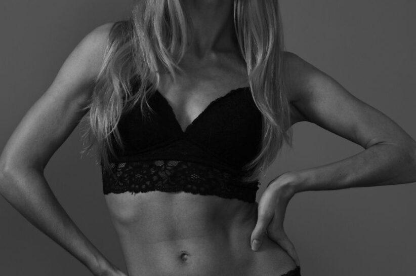 posing for models
