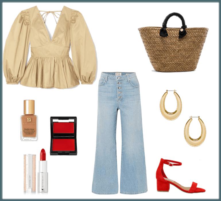 Dress for pear shape body