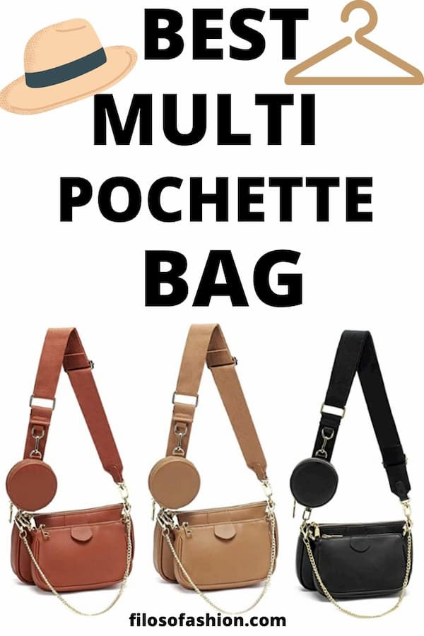 multipochette bag