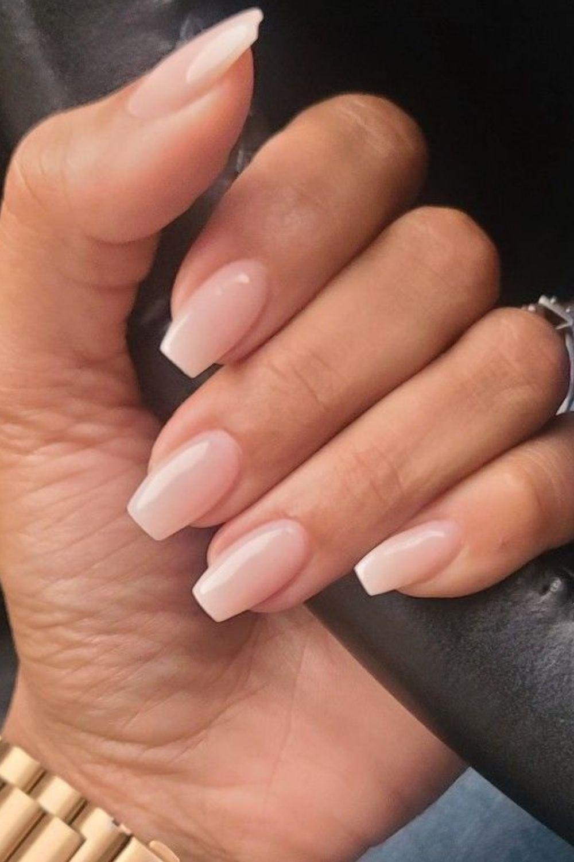 Ballerina Nails Short