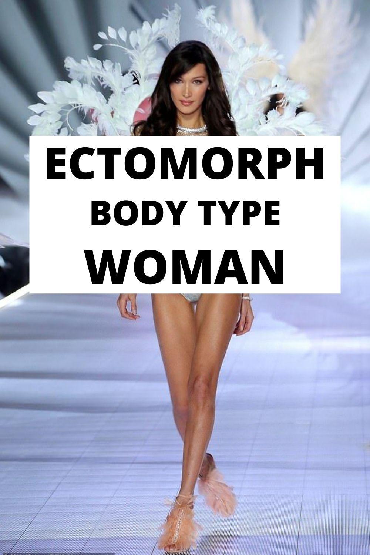 Ectomorph body type