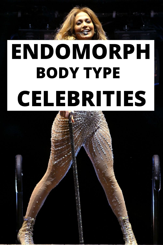endomorph body type celebrities